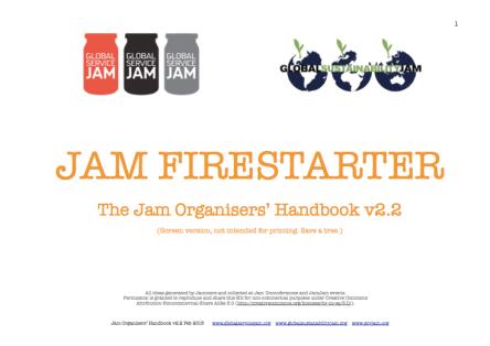 Jam Handbook, V2.2 (PDF), Bild Seite 1 von 46