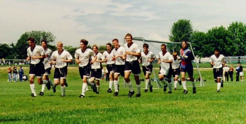 Soccer-Warmup